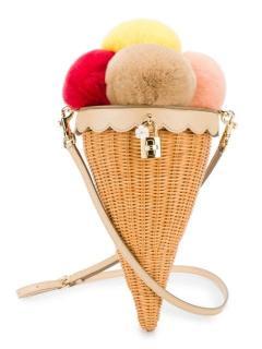 Dolce & Gabbana Ice Cream Cone Bag