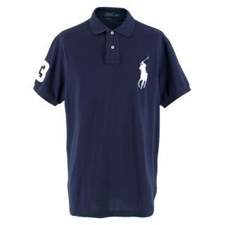 Ralph Lauren Men's Collard Polo Shirt
