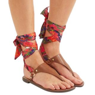 Sam Edelman Gilliana lace up sandals