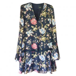 LiuJo Floral Layered Dress