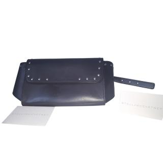 Stella McCartney Leather Studded Belt Bag