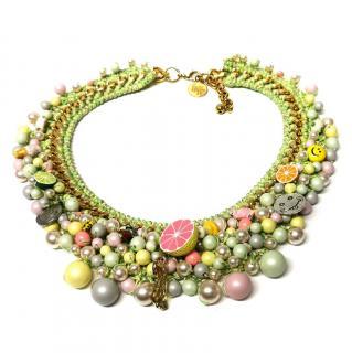 Venessa Arizaga Beach Babe Collar Necklace