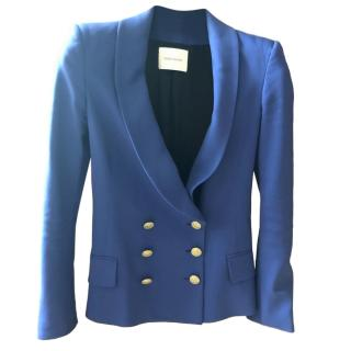 Pierre Balmain Blue Tailored Blazer