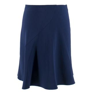 ]Stella McCartney Blue A-line Skirt