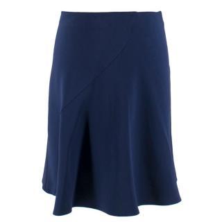 ]Stella McCartney Blue A-line Skirt