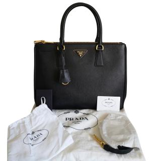 Prada Galleria Saffiano Lux Medium Handbag