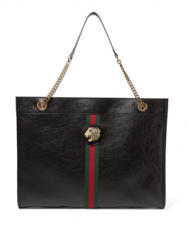 Gucci Rajah large embellished leather tote