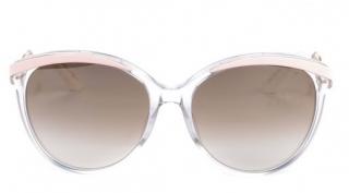 Dior Metal Eyes 1 Cat Eye Sunglasses