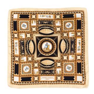 Marino Rubinacci Napoli Pocket Square