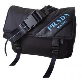 Prada Black Padded Crossbody Bag
