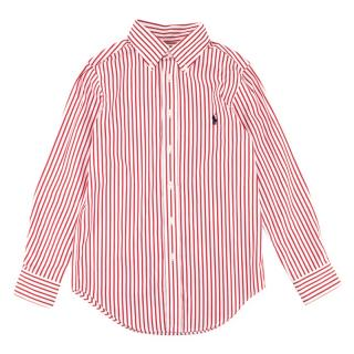 Ralph Lauren Boy's Striped Cotton Shirt