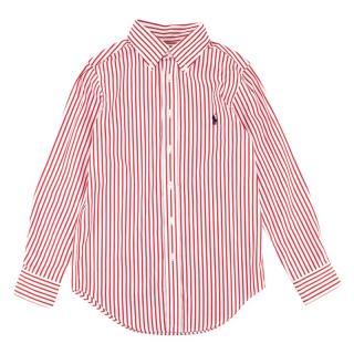 Ralph Lauren Boy's Striped Cotton Shirt