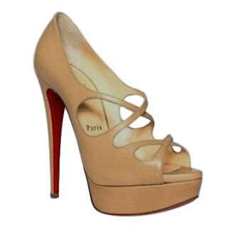 533436052af9e Christian Louboutin Mademoi Top 150 Kid Sandals