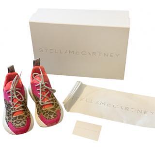Stella McCartney Eclypse Multi-Print Sneakers