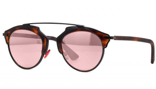 Dior So Real XO20J Pink Limited Edition Sunglasses