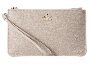 Kate Spade Burgess Court Slim Bee Rose Gold Pouch