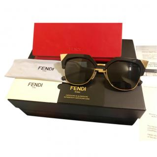 Fendi Iridia cat-eye sunglasses