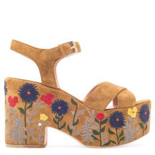 Laurence Dacade Helissa platform sandals