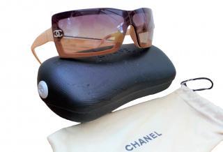 Chanel Rimless Sunglasses