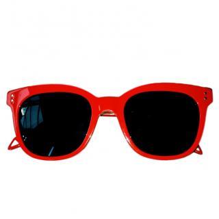 Victoria Beckham Dark Rose Sunglasses