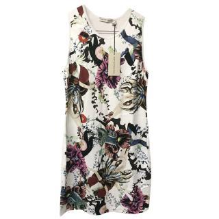 Mary Katrantzou Floral Digital Print Dress