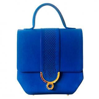 Ennigaldi Blue Kulitta Shoulder Bag