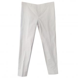 Prada Beige Men's Trousers