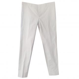 Prada Beige Men's Trousers