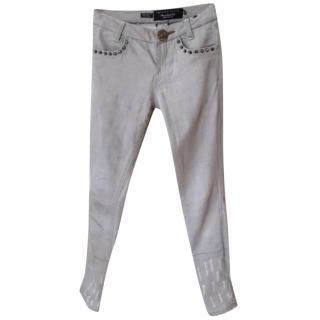 Philipp Plein Studded Jeans
