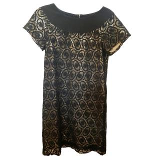 Philip Lim Lace Detailed Shift Dress