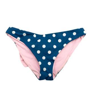 MC2 Saint Bath Girls 4Y Polka dot Bow Bikini Bottom