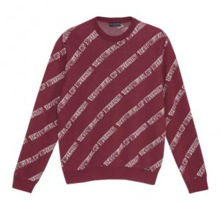 Balenciaga The Power of Dreams Jacquard Knit Jumper