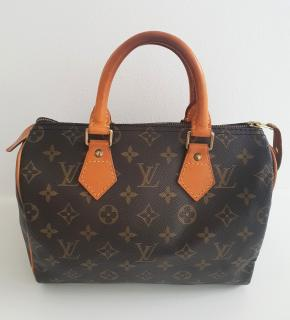 Louis Vuitton monogran Speedy 25 Bag