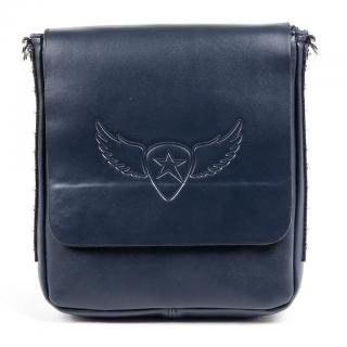 Andrew Charles by Andy Hilfiger Navy Carl Bag