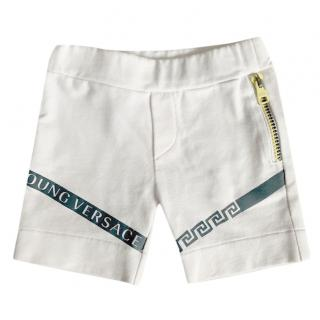 Young Versace Boy�s 6 months shorts