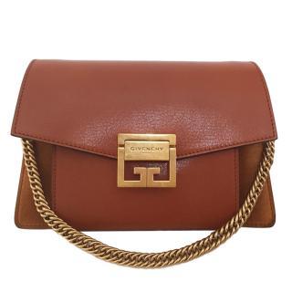 Givenchy Chestnut GV3 Shoulder Bag