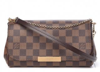 Louis Vuitton Damier Ebene Favorite PM Bag
