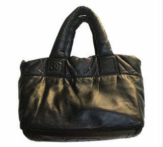 Chanel Reversible Coco Cocoon Quilted Tote