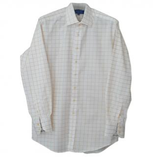 Eton Men's Striped Classic Shirt