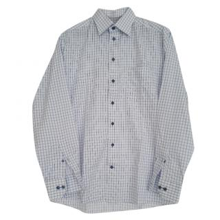 Eton Men's Checked Shirt