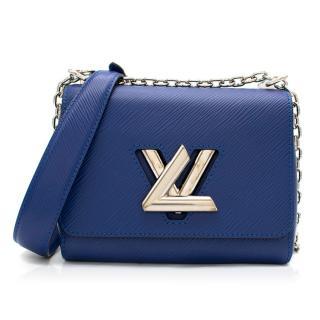 Louis Vuitton Blue Twist PM Epi Leather Mini Shoulder Bag