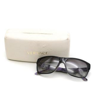 Versace VE4275 C58 GB1/81 Black Polarized Mens Sunglasses