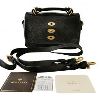 Mulberry Black Bryn Satchel Bag