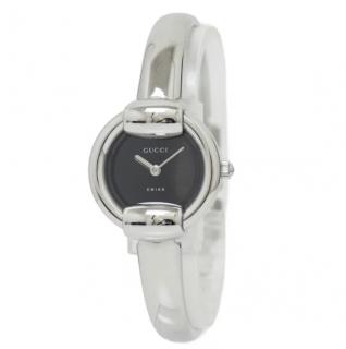 Gucci Silver 1400L Bracelet Watch