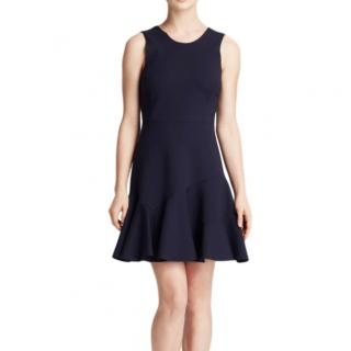 Rebecca Taylor Navy Noelle Dress