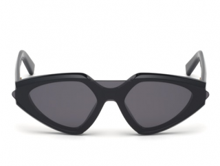 Sportmax One-piece Speedster Acetate Sunglasses
