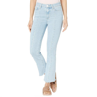 Paige Vintage Colette Seamed Back Apollo jeans