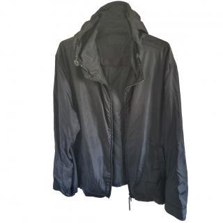 Prada Black Rain Jacket
