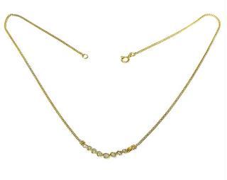 Bespoke Diamond Chain Necklace