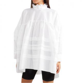 Cecilie Bahnsen Alberte White Shirt